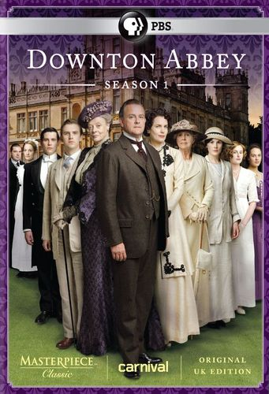 Masterpiece: Downton Abbey - Season 1 [DVD] 5591859