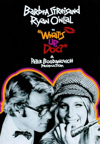 What's Up, Doc? [DVD] [1972] 5591861