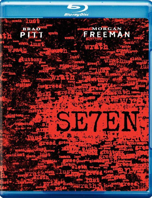 Seven [Blu-ray] [1995] 5595263