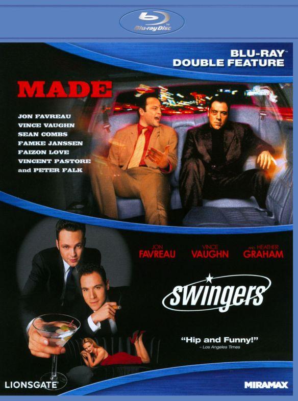 Swingers/Made [2 Discs] [Blu-ray] 5595272