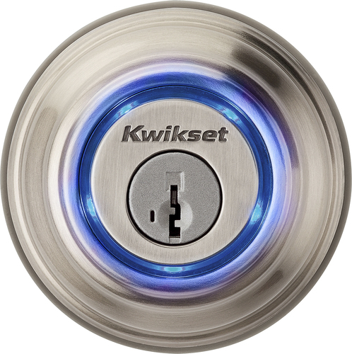 Kwikset - Kevo Touch-to-Open Bluetooth Key and Electronic Smart Door Lock (2nd...