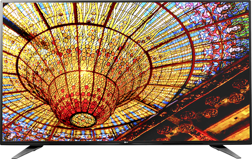 "LG - 60"" Class (59.5"" Diag.) - LED - 2160p - Smart - 4K Ultra HD TV"