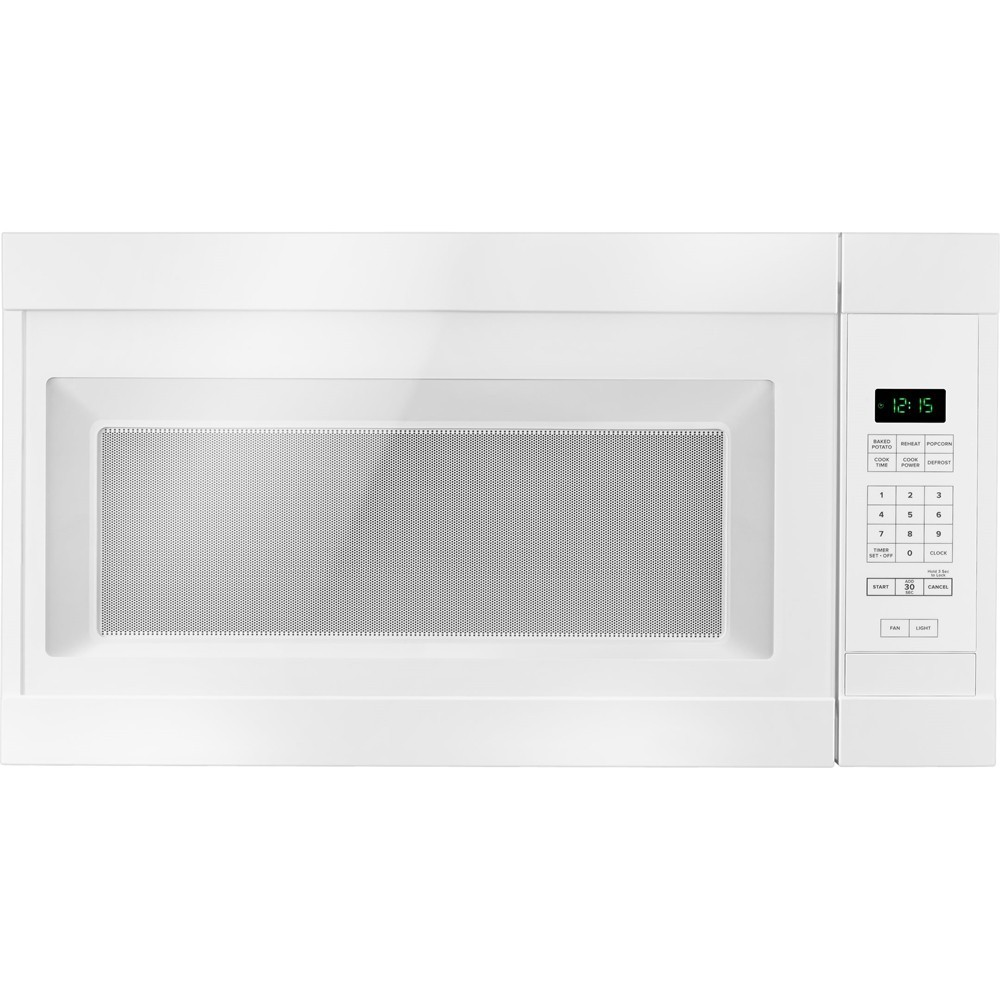Whirlpool Amana 1.6 Cu. Ft. Over-the-Range Microwave White AMV2307PFW