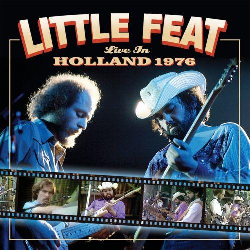 Live in Holland 1976 [CD/DVD] [CD & DVD] 5597124