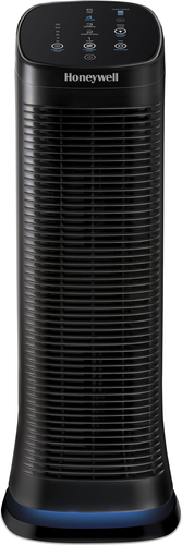 Honeywell - AirGenius 5 Air Cleaner/Odor Reducer - Black 5597298