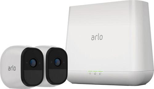 Arlo - Pro 2-Camera Indoor/Outdoor...