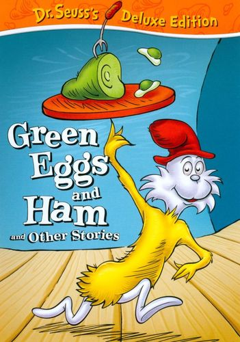 Dr. Seuss's Green Eggs and Ham and Other Stories [Deluxe Edition] [DVD] 5606349