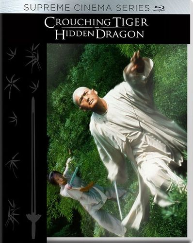 Crouching Tiger, Hidden Dragon [Includes Digital Copy] [UltraViolet] [Limited Edition] [Blu-ray] [2000] 5606918