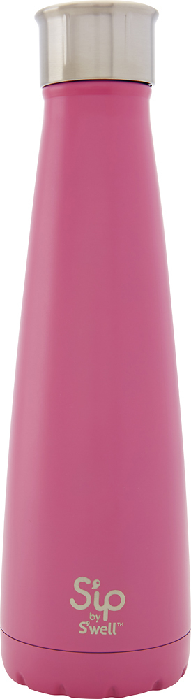 S'ip by S'well - 15-Oz. Water Bottle - Bubblegum pink