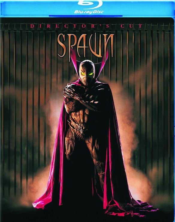 Spawn: Director's Cut [Blu-ray] [1997] 5607611