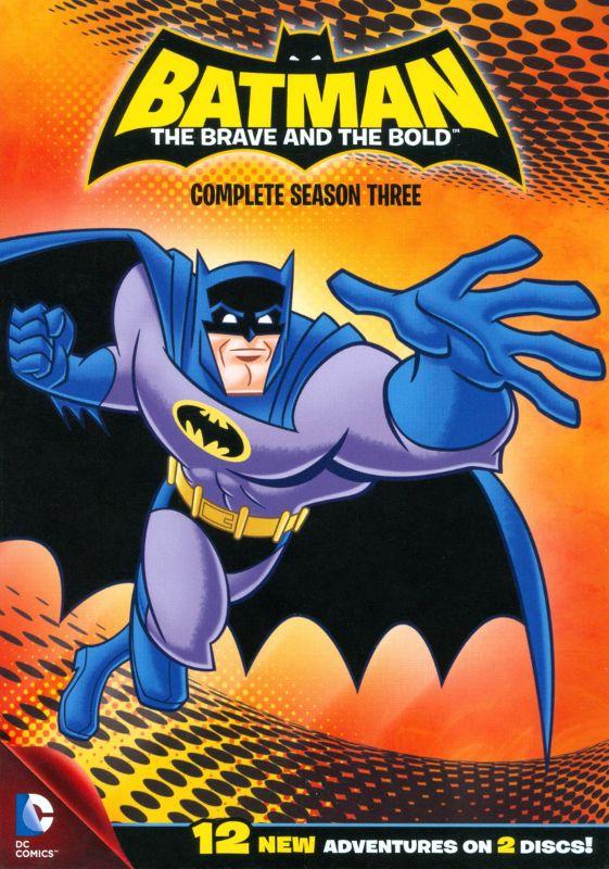 Batman: The Brave and the Bold - Season Three Complete [2 Discs] [DVD] 5610111