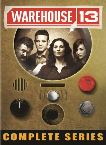 Warehouse 13: The Complete Series [16 Discs] [DVD] 5610249