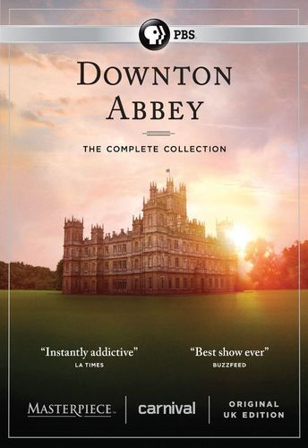 Downton Abbey: The Complete Collection [DVD] 5615501