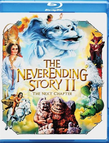 The Neverending Story II: The Next Chapter [Blu-ray] [1991] 5617077