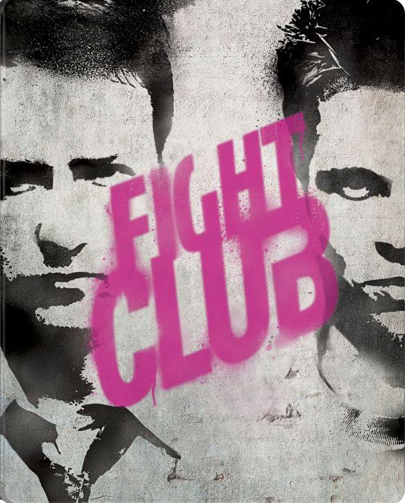 Fight Club [Includes Digital Copy] [Blu-ray] [SteelBook] [1999] 5617612