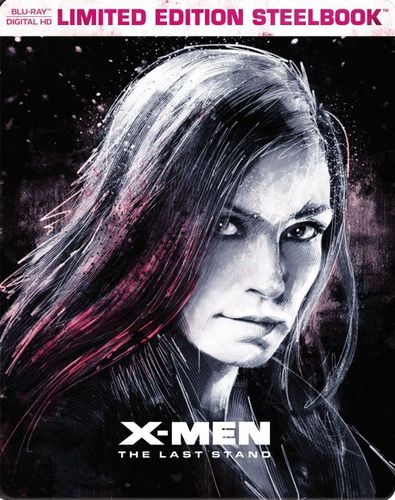X-Men: The Last Stand [Includes Digital Copy] [Blu-ray] [SteelBook] [2006] 5617618