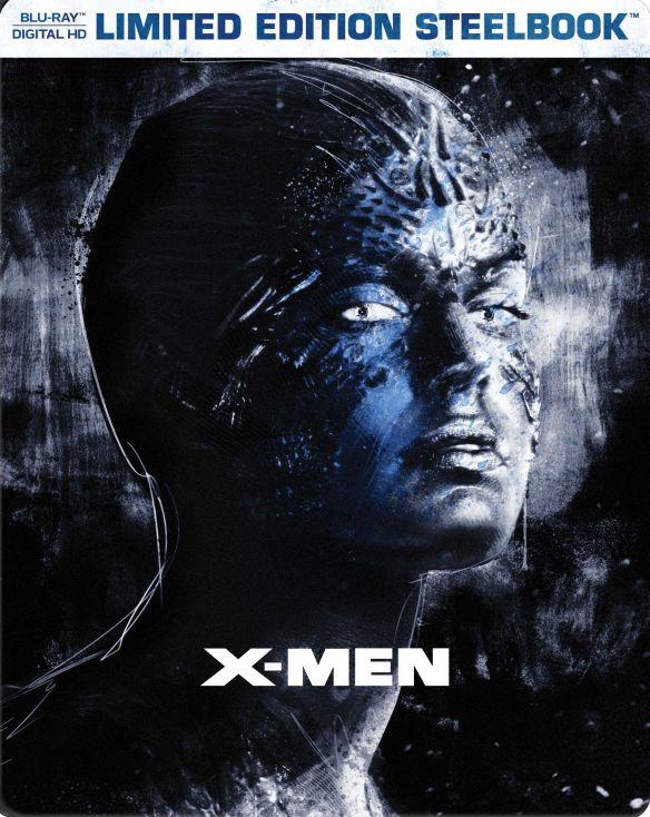 X-Men [Includes Digital Copy] [Blu-ray] [SteelBook] [2000] 5617622