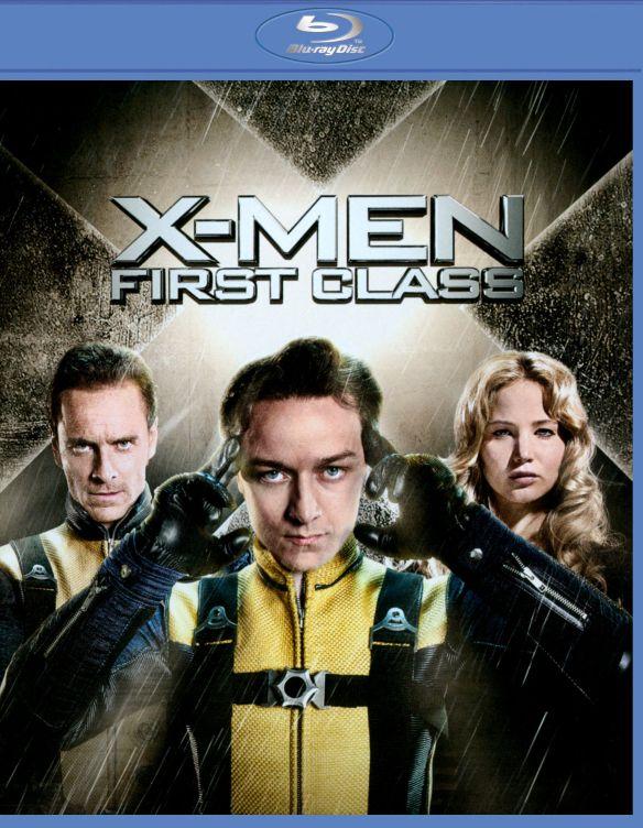 X-Men: First Class [Blu-ray] [2011] 5617702