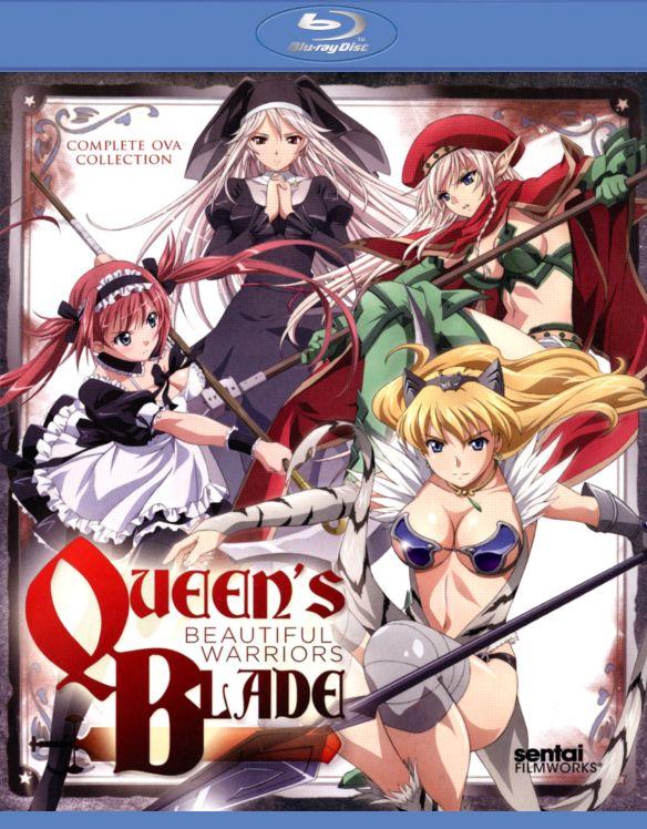 Queen's Blade: Beautiful Warriors [Blu-ray] 5618118