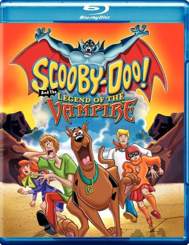 Scooby-Doo and the Legend of the Vampire [Blu-ray] [2003] 5619011