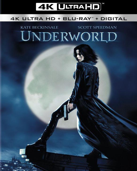 Underworld [4K Ultra HD Blu-ray/Blu-ray] [Includes Digital Copy] [2003] 5619312