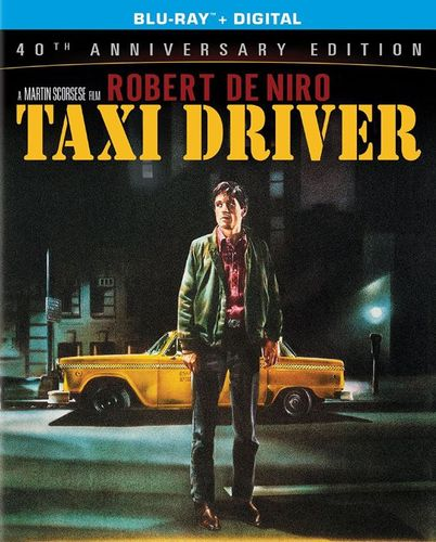 Taxi Driver [40th Anniversary Edition] [Blu-ray] [1976] 5619319