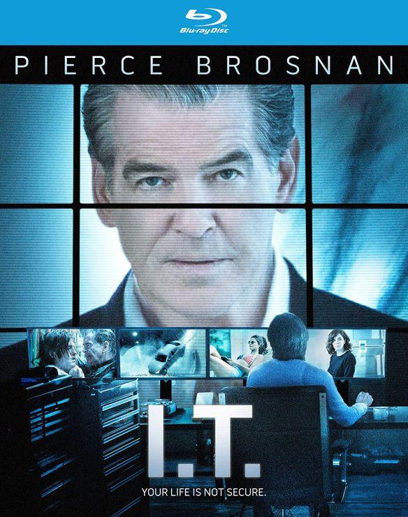 I.T. [Blu-ray] [2016] 5619320