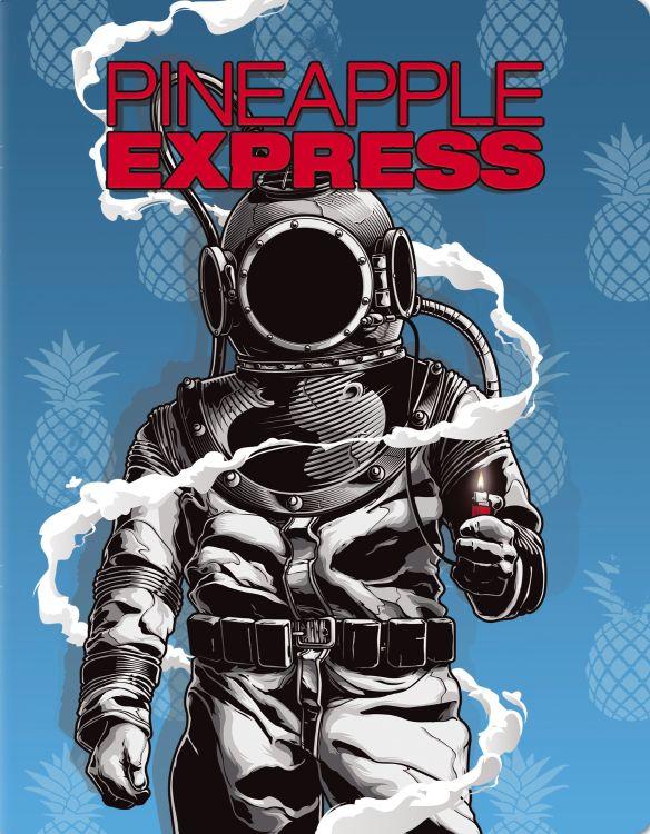 Pineapple Express [Blu-ray] [SteelBook] [Only @ Best Buy] [2008] 5619326