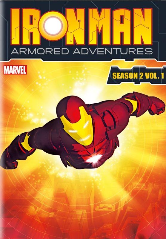 Iron Man: Armored Adventures - Season 2, Vol. 1 [DVD] 5619458