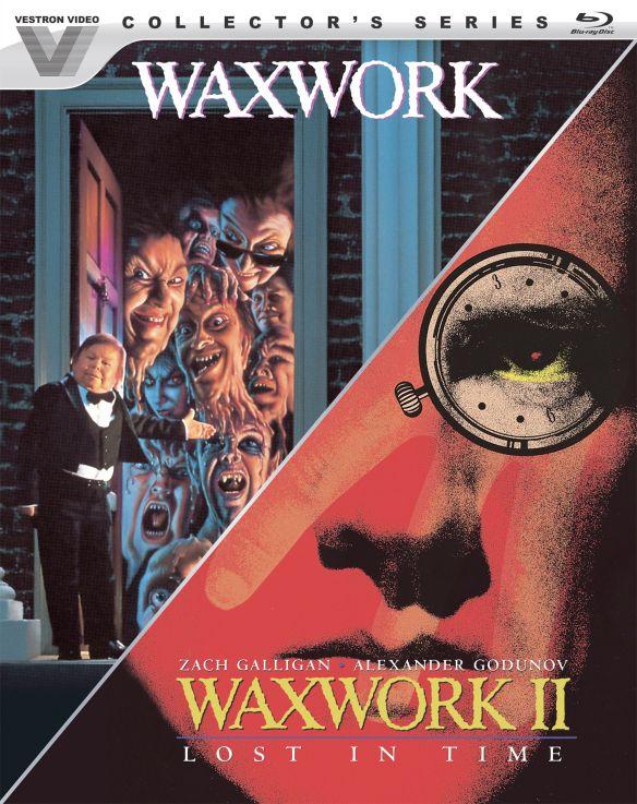 Waxwork/Waxwork II: Lost In Time [Blu-ray] [2 Discs] 5619513