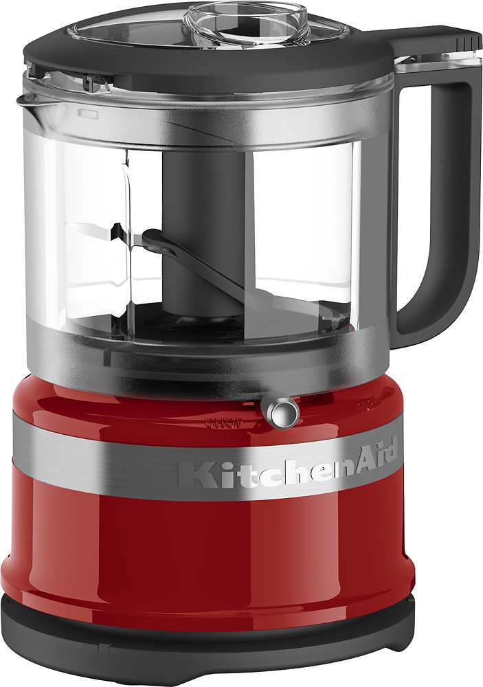 KitchenAid 2-Speed Food Processor Empire red KFC3516ER