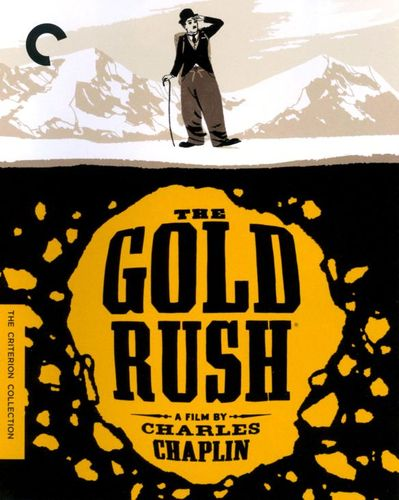 The Gold Rush [Criterion Collection] [Blu-ray] [1925] 5620821