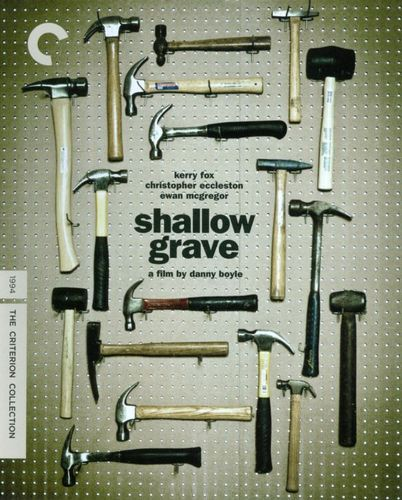 Shallow Grave [Criterion Collection] [Blu-ray] [1994] 5620858