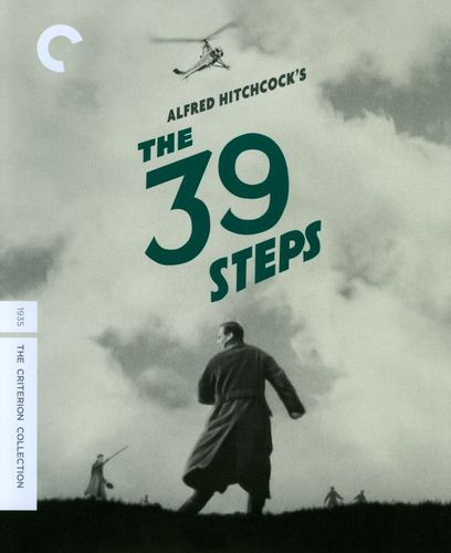 The 39 Steps [Criterion Collection] [Blu-ray] [1935] 5620876
