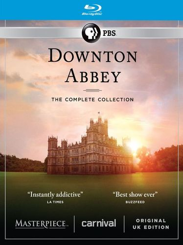 Downton Abbey: The Complete Collection [Blu-ray] 5621745
