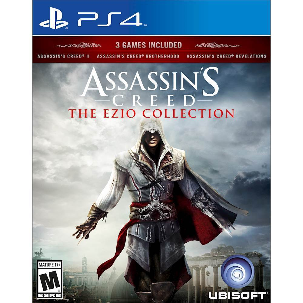 Ubisoft UBP30502028 Assassin's Creed The Ezio Collection PlayStation 4