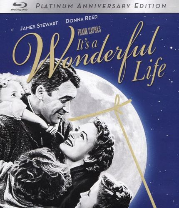 It's a Wonderful Life [Blu-ray] [2 Discs] [1946] 5622012