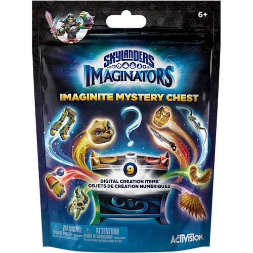 Activision - Skylanders Imaginators Mystery Chest 5622162