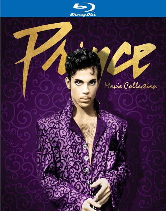 Prince Movie Collection: Purple Rain/Graffiti Bridge/Under the Cherry Moon [Blu-ray] [3 Discs] 5622251