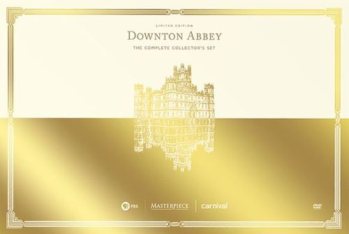 Downton Abbey: The Complete Limited Edition Collector's Set [DVD] 5622262