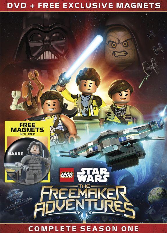 LEGO Star Wars: The Freemaker Adventures - Complete Season One [DVD] 5622393