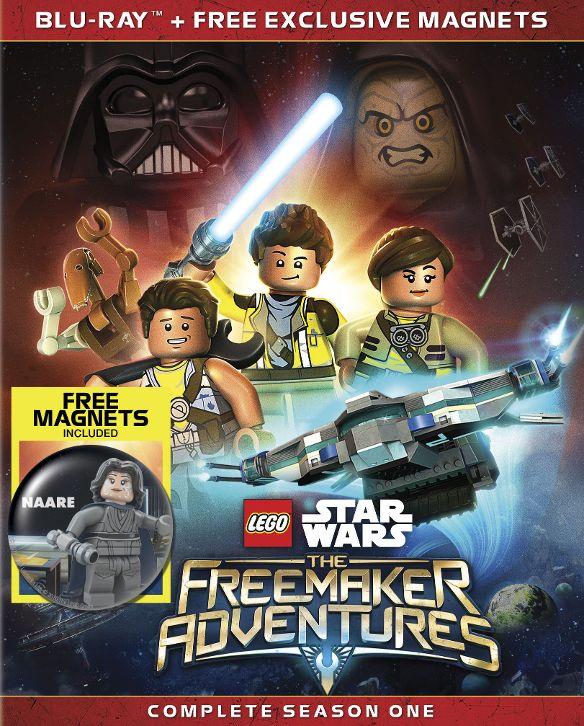 LEGO Star Wars: The Freemaker Adventures - Complete Season One [Blu-ray] 5622395