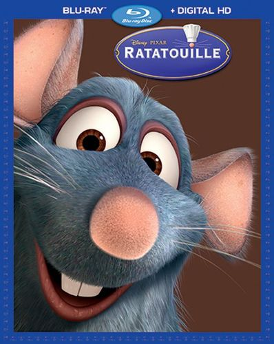 Ratatouille [Blu-ray] [2007] 5622396