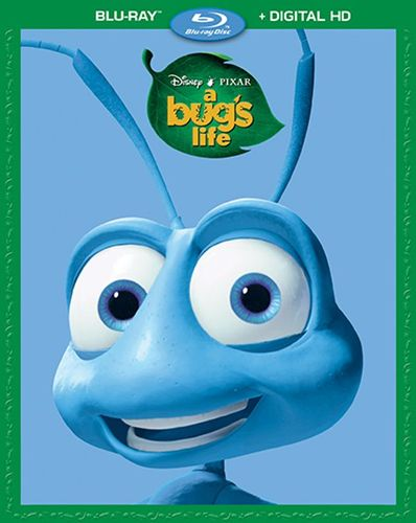 A Bug's Life [Blu-ray] [1998] 5622397