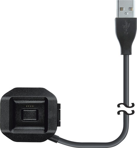 Fitbit - USB Charging Cable - Black