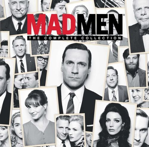 Mad Men: The Complete Collection [32 Discs] [DVD] 5622652
