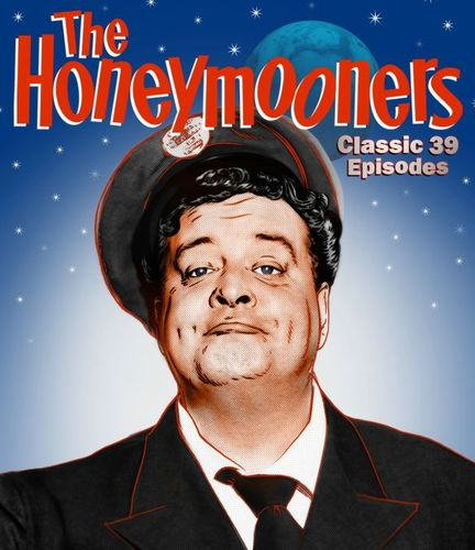 "The Honeymooners: ""Classic 39"" Episodes [5 Discs] [Blu-ray] 5622705"