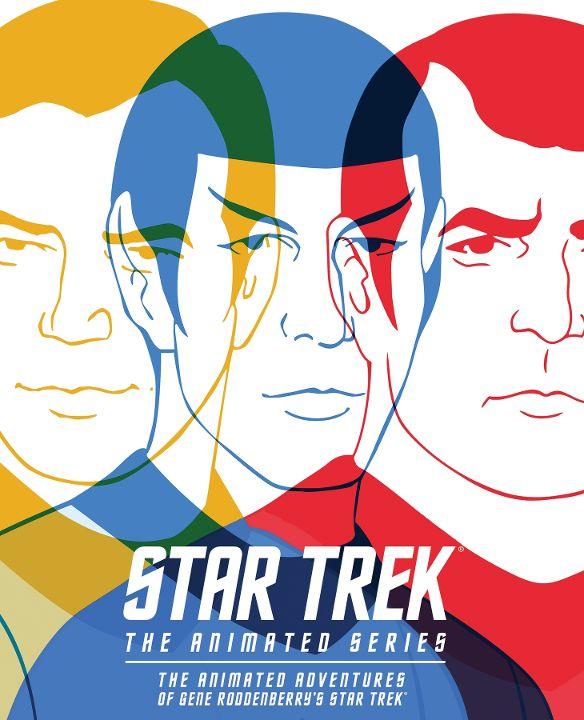 Star Trek: The Animated Series [Blu-ray] 5622720