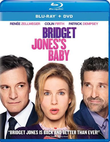 Bridget Jones's Baby [Blu-ray/DVD] [2 Discs] [2016] 5622735