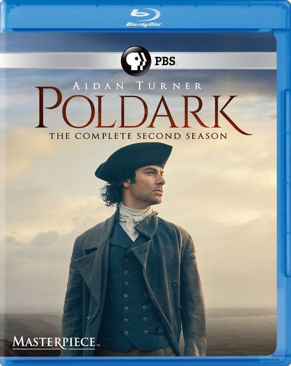 Masterpiece: Poldark - Season 2 [UK Edition] [Blu-ray] [2 Discs] 5622737